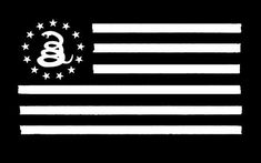 Snake Flag - x Vinyl Decal Sticker Cool Stickers, Bumper Stickers, Window Stickers, Window Decals, Silhouette Clip Art, Silhouette Cameo Projects, Original American Flag, Dont Tread On Me, American Spirit