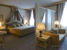 Dormitorio de Las Caldas Villa Termal por El Guisante Verde Project