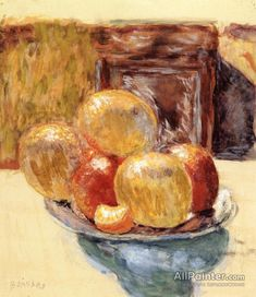 Pierre Bonnard Fruit, Harmony In The Light Oil Painting Reproductions for sale Pierre Bonnard, Still Life Artists, Paul Cezanne, Oil Painting Reproductions, Framed Art, Wall Art, Oil Painting On Canvas, Art Blog, Modern Art