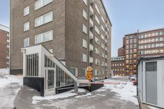 17m² Käenkuja 4, 00530 Helsinki Muu yksiö myynnissä | Oikotie 13593276 Helsinki, Monet, Multi Story Building, Street View