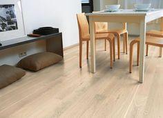 Quickstep Castello Whitewashed Oak Matt CAS1353 Engineered Wood Flooring