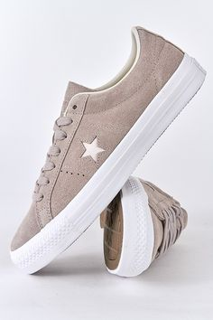 962656c1d7942 Converse One Star Pro Ox MALTED PALE PASTEL BROWN