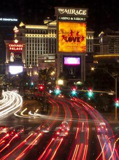 The Mirage Hotel, Las Vegas