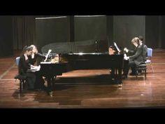 A. Rosenblatt: Carmen Fantasy for 2 pianos - Anastasia Kozhushko & Matthieu Idmtal - part 2