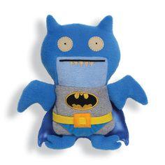 DC Comics Blue Batman Ice Bat
