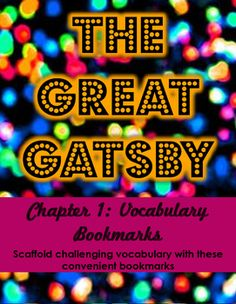 great gatsby scene rewrite The problem with the great gatsby's daisy buchanan  rewrite the past, rewrite  of the many 'what-ifs' one can play with the great gatsby—what if daisy.