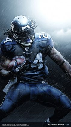 JJ Watt Marshawn Lynch Chandler Jones Rob Gronwkoski and Wes Welker Nfl Football Players, Seahawks Football, Football Art, Football Memes, Seattle Seahawks, Seahawks Fans, Sports Memes, Funny Sports Pictures, Football Pictures