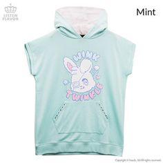 Twinkle Bunny in Mint (Listen Flavor)