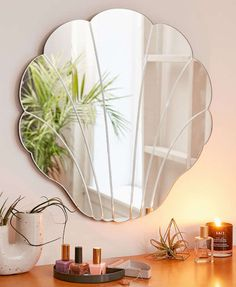 Create a unique decoration for your kids' bedroom using the unique mirrors for kids. Check the news at circu.net