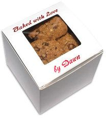 Personalized Treat Boxes