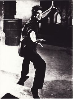 Bruce Lee in Return of the Dragon.