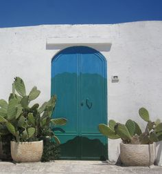 I pass this door every morning when I run in the old town--it overlooks the Adriatic from Ostuni, which is a medieval walled city 5km inland and high upon a hill. #Italy #puglia #toursouthernitaly #ostuni #golfandwinetours http://golfandwinetours.com/category/in-the-press/wine-enthusiast-top-10-regions-of-2013/