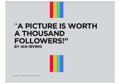 Instagram Präsentation 5 Tipps. Von Ads bis #Hashtags