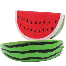 Cute Watermelon Squeeze Stress Squishies Toy Relief Scented Slow Rising Toy WOW in Cell Phones & Accessories, Cell Phone Accessories, Straps & Charms Cute Squishies, Cute Watermelon, Kids Sofa, Mermaid Birthday, Cute Food, Girly Things, Girly Stuff, Girl Gifts, Diy And Crafts