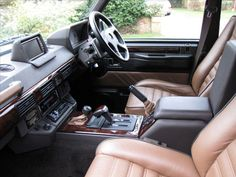 Resultado de imagen de restored range rover classic