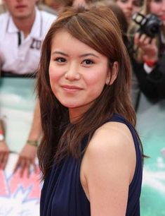 Katie Leung, Cho Chang, Harry Potter Actors, Female Actresses, Attractive People, Famous Celebrities, Ravenclaw, It Cast, English
