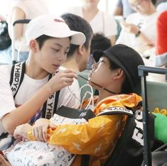 Asian Kids, Asian Babies, Gay Tumblr, Kids Cast, Chanyeol, Pop Photos, Ulzzang Kids, Pose Reference Photo, Korea Boy