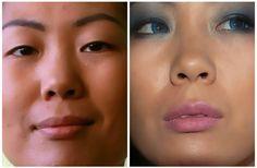 Подымите мне веки: делаем европейскую складку на азиатских глазах! | Блог о моде и красоте с Востока