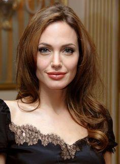 The gorgeous Angelina Jolie!