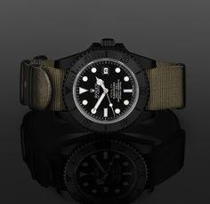 Rolex Projext X Submariner STEALTH MK IV