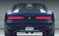 Equus Bass 770: the $250,000 muscle car