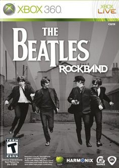 Amazon.com: Xbox 360 The Beatles: Rock Band - Software Only: Artist Not Provided: Video Games