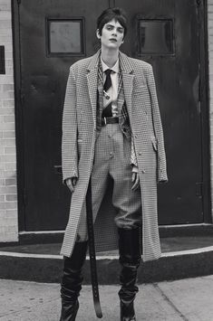 Luxe, Androgynous Suiting Is Fall's Most Powerful Fashion Statement