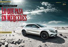 El nuevo #Mercedes GLA en nuestra #RevistaDigital. Descarga GRATIS en el siguiente enlace: http://www.motorlife.es/revista/39