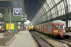 Netherlands, Trains, Dutch, History, Train Stations, World, Locomotive, The Nederlands, Dutch Language