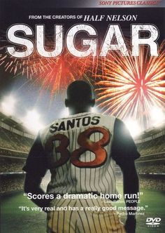 Sugar Movie Guide in Spanish and English Sugar Movie, Half Nelson, Baseball Movies, Baseball Star, Movie Guide, Film Studies, 2 Movie, Movies Online, Videos