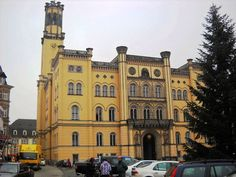 Radnice - Žitava - Německo
