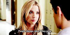 Pretty Little Liars Hanna
