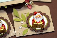 Adventskalender - 7. Tür - Goodies Stempelwiese • Weiter gehts mit der Verpackung. Ich bin ja gerade dabei für den Weihnachtsmarkt am Wochenende zu werkeln. Ausserdem brauche ich noch Goodies um sie zu ver