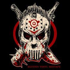 Dj Slait - Bloody vinyl mixtape