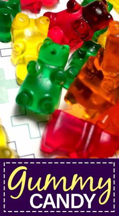 These Keto gummy bears have zero carbs, so they make great low carb treats. And you can eat all the sugar free gummies that you like, with zero guilt. Banting Recipes, Low Carb Recipes, Paleo Recipes, Dinner Recipes, Keto On A Budget, Keto Drink, Gummy Bears, Fudge Recipes, Clean Eating Recipes