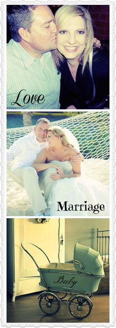 Love, Marriage, Baby - Announcement | Wild Geese that Fly