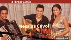 De Papo na Mansão Dani Baihense e Messias Cávoli hoje Marlon Ravani - Ca...
