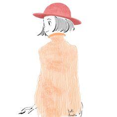 Yuki.Kawatsu  Illustration — 今日もお疲れ様でした☆  ラクガキ_φ(・_・♬