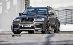 PRIOR-DESIGN PD5X Widebody Aerodynamic-Kit for BMW X5 [E70] - PRIOR-DESIGN Exclusive Tuning
