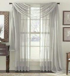 Lavish drapes