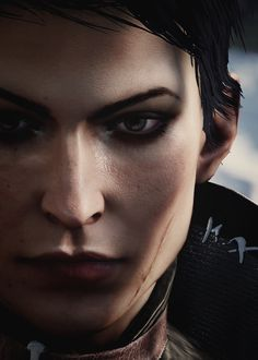 """Casandra Dragon Age Inquisition - I want to be her """"when I grow up"""""""