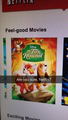 Netflix sits on a throne of lies. <---- truth. Unless you feel good crying then this is a GIANT lie!!!