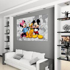 Disney Mickey Minnie Mouse Poster XXL