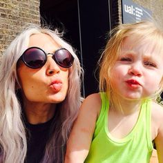 Lou & Lux go follow narryyqueen on instagram