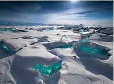 25 Brilliant Photos Of Icy Oceans, Chilled Ponds And Frozen Lakes