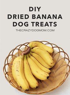 Best Treats For Dogs, Diy Dog Treats, Homemade Dog Treats, Healthy Dog Treats, Healthy Snacks, Puppy Treats, Banana Dog Treat Recipe, Dog Treat Recipes, Dog Food Recipes