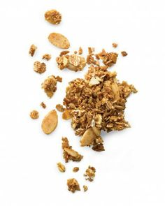 """See the """"Mixed-Grain Granola"""" in our 10 Packable Snack Recipes gallery"""