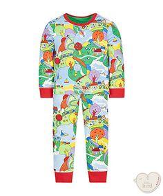 Little Bird by Jools Countryside Pyjamas