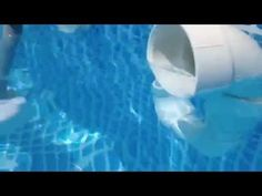 How to make your own swimming pool vacuum using your pool for Above ground pool vacuum ideas