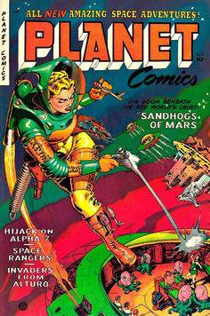 New Science Fiction Alien Retro Futurism Ideas Sci Fi Comics, Bd Comics, Arte Sci Fi, Sci Fi Art, Best Comic Books, Comic Books Art, Science Fiction Art, Pulp Fiction, Science Art